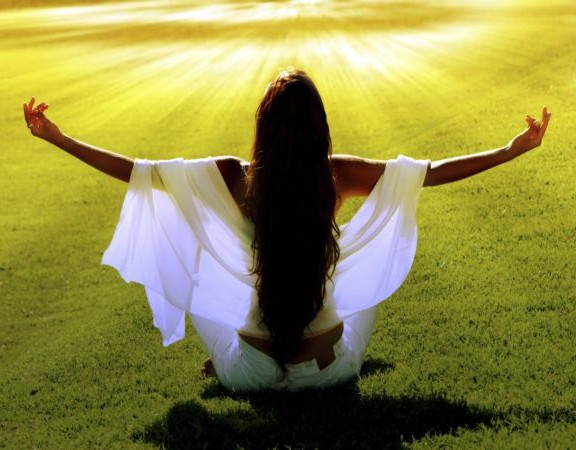 Yoga & meditation for energy - embrace nature